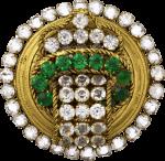 Victoria brooch