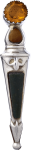 Small dagger brooch