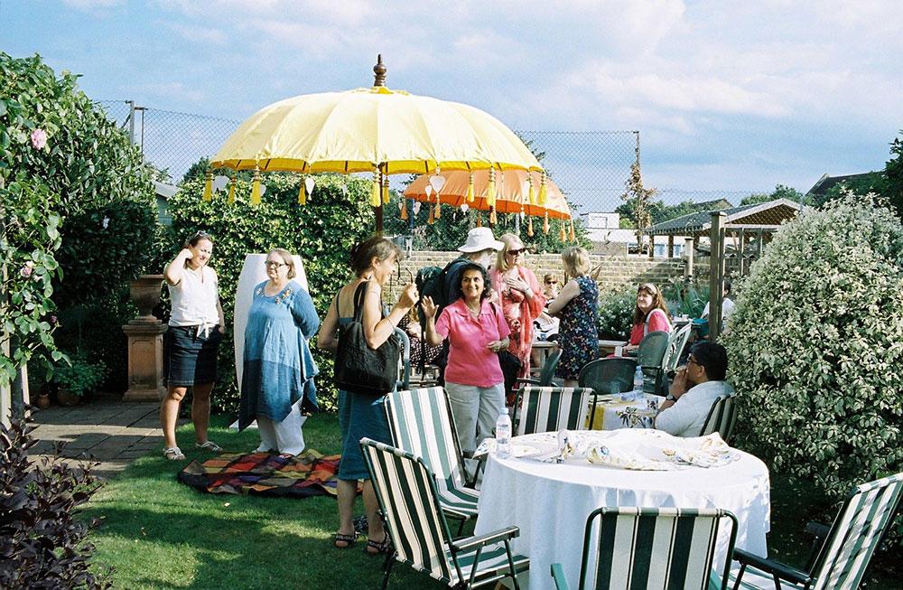 TubeFlash Garden Party