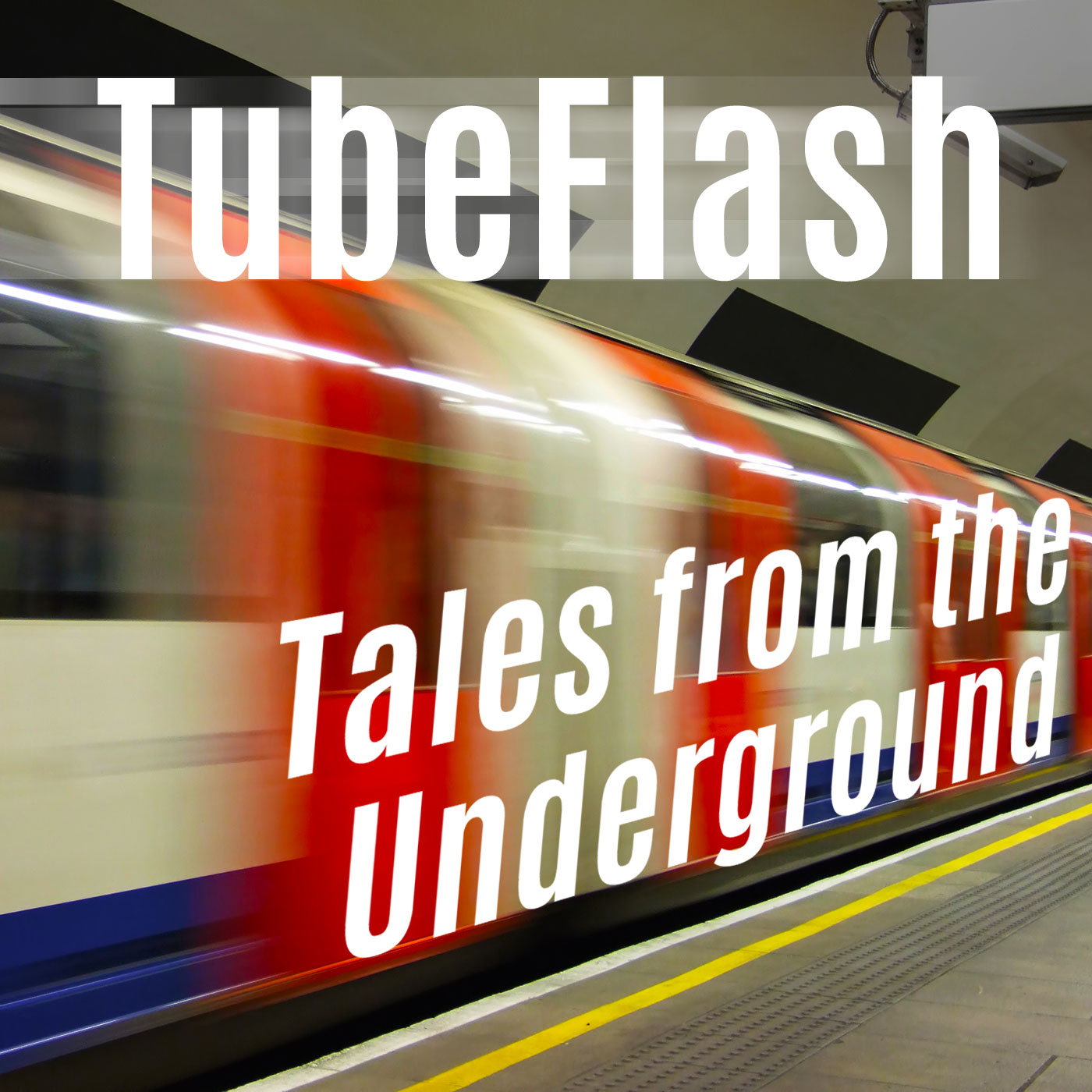 TubeFlash - Flash Fiction Inspired by London Underground